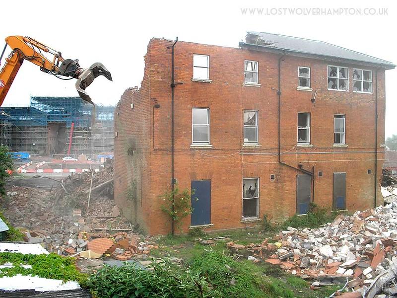 Cleveland House Demise - 12.05.2014