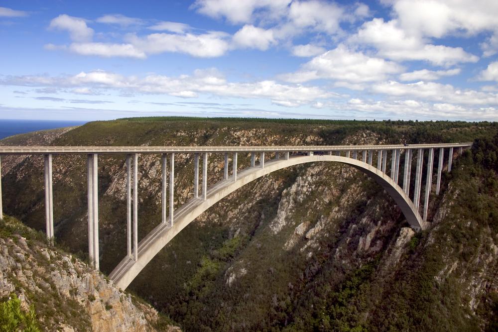 Bloukrans Bungee Bridge
