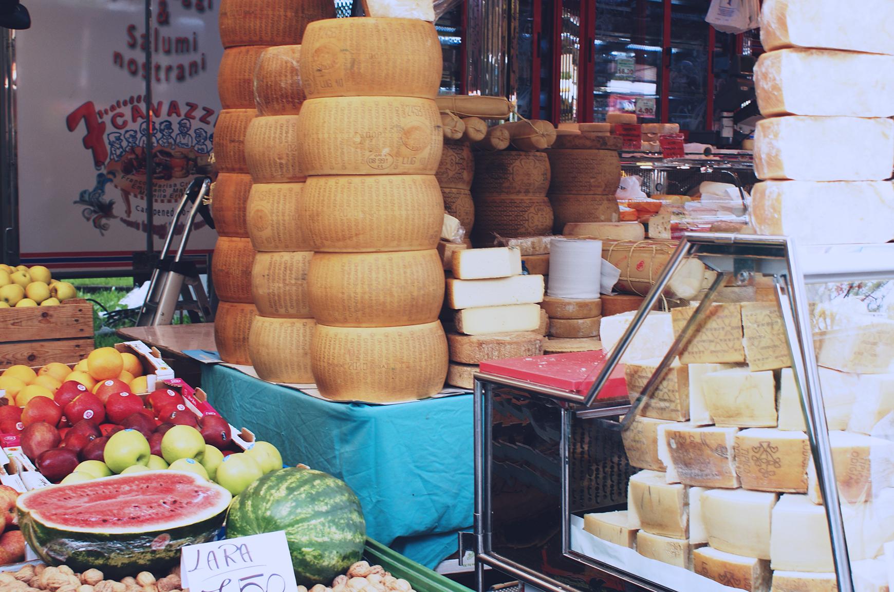 Markt in Salo