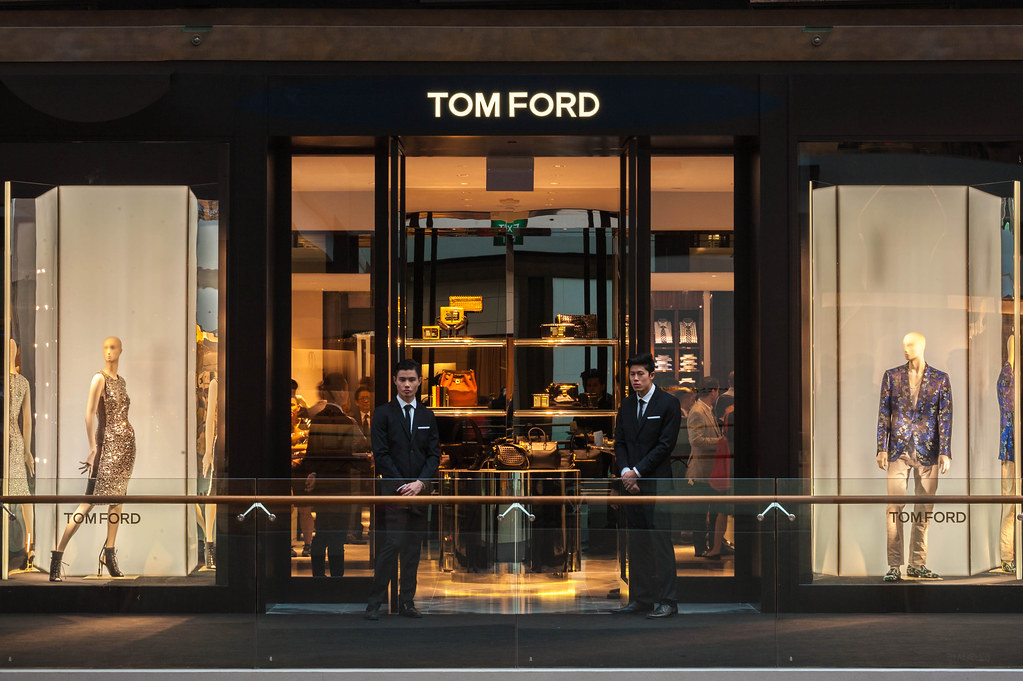 Singapore s TOM FORD is modeled after the brand s first flagship store  opened in April 2007 in New York City, and has the feel of a beautifully  appointed ... 9491cc445c08