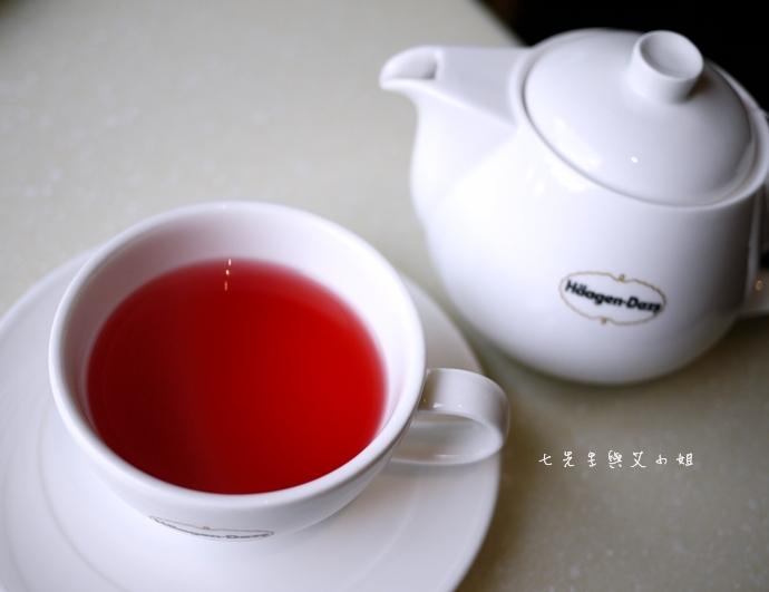 27 Haagen-Dazs 哈根達斯 藍莓午茶好時光