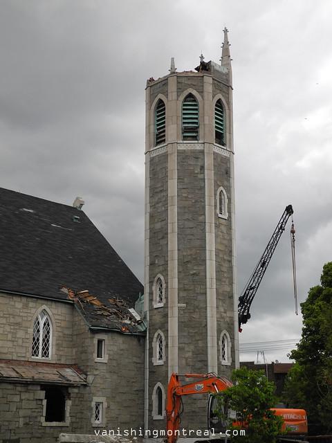 Eglise Notre-Dame-de-la-Paix demolition 28/05/14 01