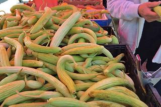 Ferry Plaza Farmers Market - Cucumber