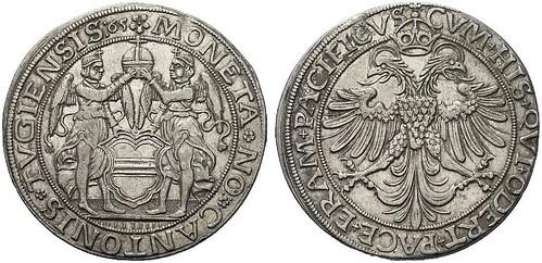 990 – Zug. Engelthaler 1565