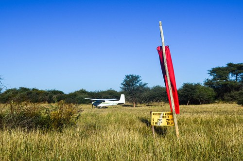Waterberg airstrip