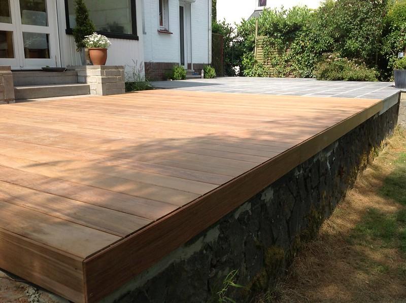 terrasses en bois exotique ip. Black Bedroom Furniture Sets. Home Design Ideas
