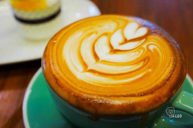 [台中 豐原]–葉教授 酸咖啡–咖啡葉店