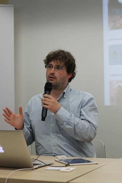 Samuel Petit (Actialuna, Sequencity) - Hackathon BD numérique au Labo de l'édition