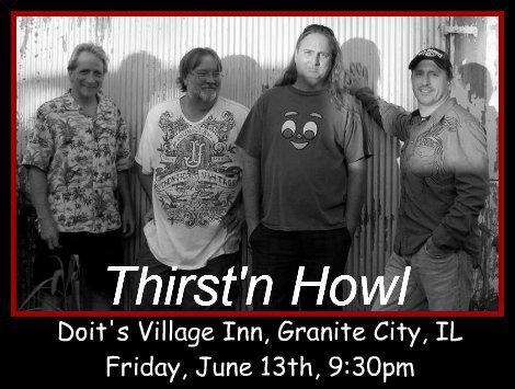 Thirst'n Howl 6-13-14