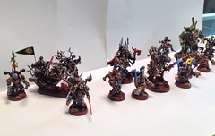 My Black Legion Warband Champions (so far) Part2 C