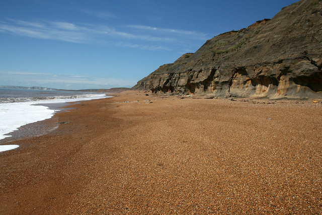 Chale bay near Shepherd's Chine