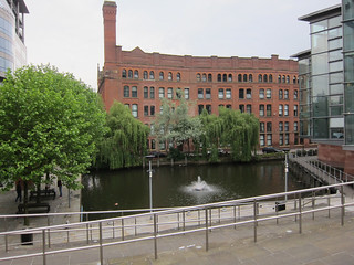 Bild von Manchester and Salford Junction Canal. manchester bridgewaterhall chepstowhouse bridgewaterhallbasin