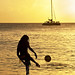 beach sillhouette2 by DeniseEG