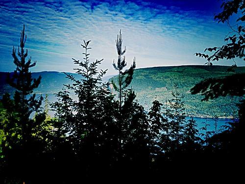 summer lake mtb shuswap rubberhead salmonarmbc