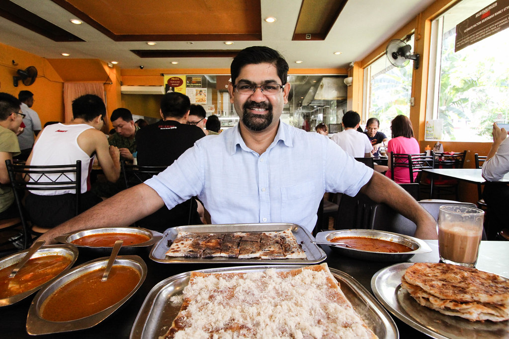 Guna, owner of The Prata Place