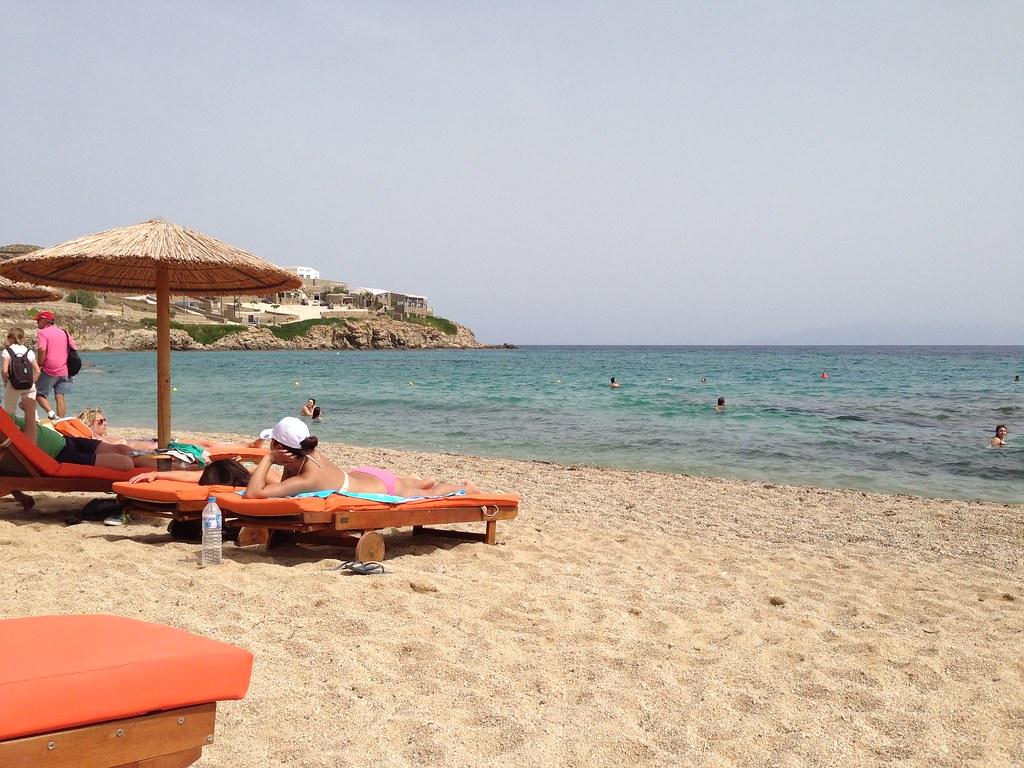 Mykonos - Paradise beach