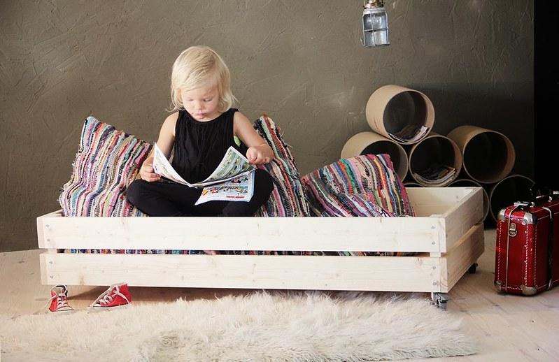 ideas cajas de madera para los niños