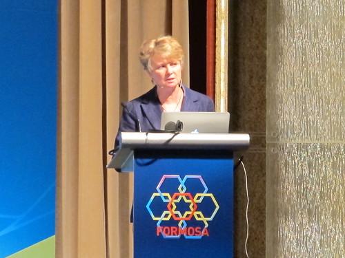 2014仿生科技國際論壇-仿生科技大師,生物學家珍妮班亞斯(Janine Benyus)