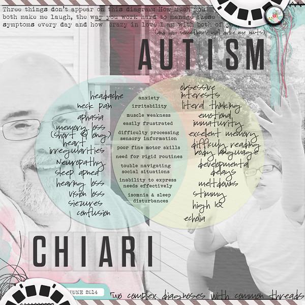 Autism Chiari
