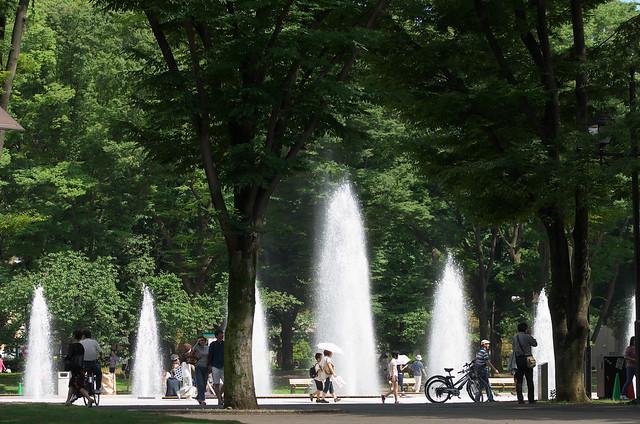 谷中・上野路地裏散歩 2014年6月29日