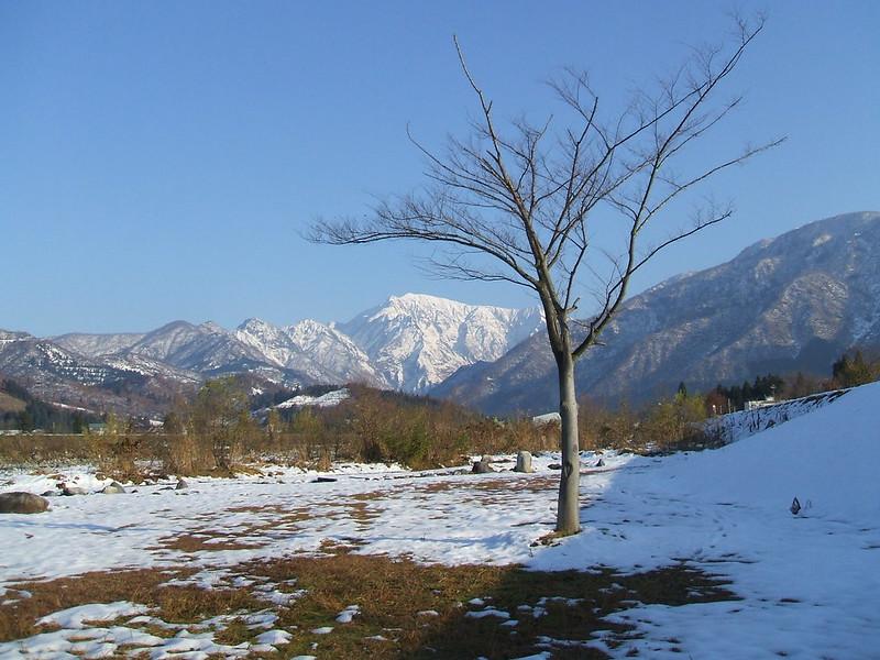越後三山 駒ヶ岳
