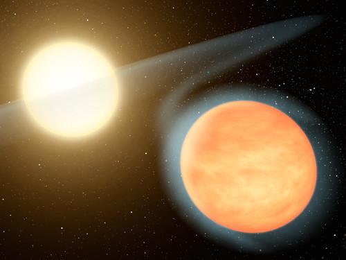 Weird  Planets WASP-12b