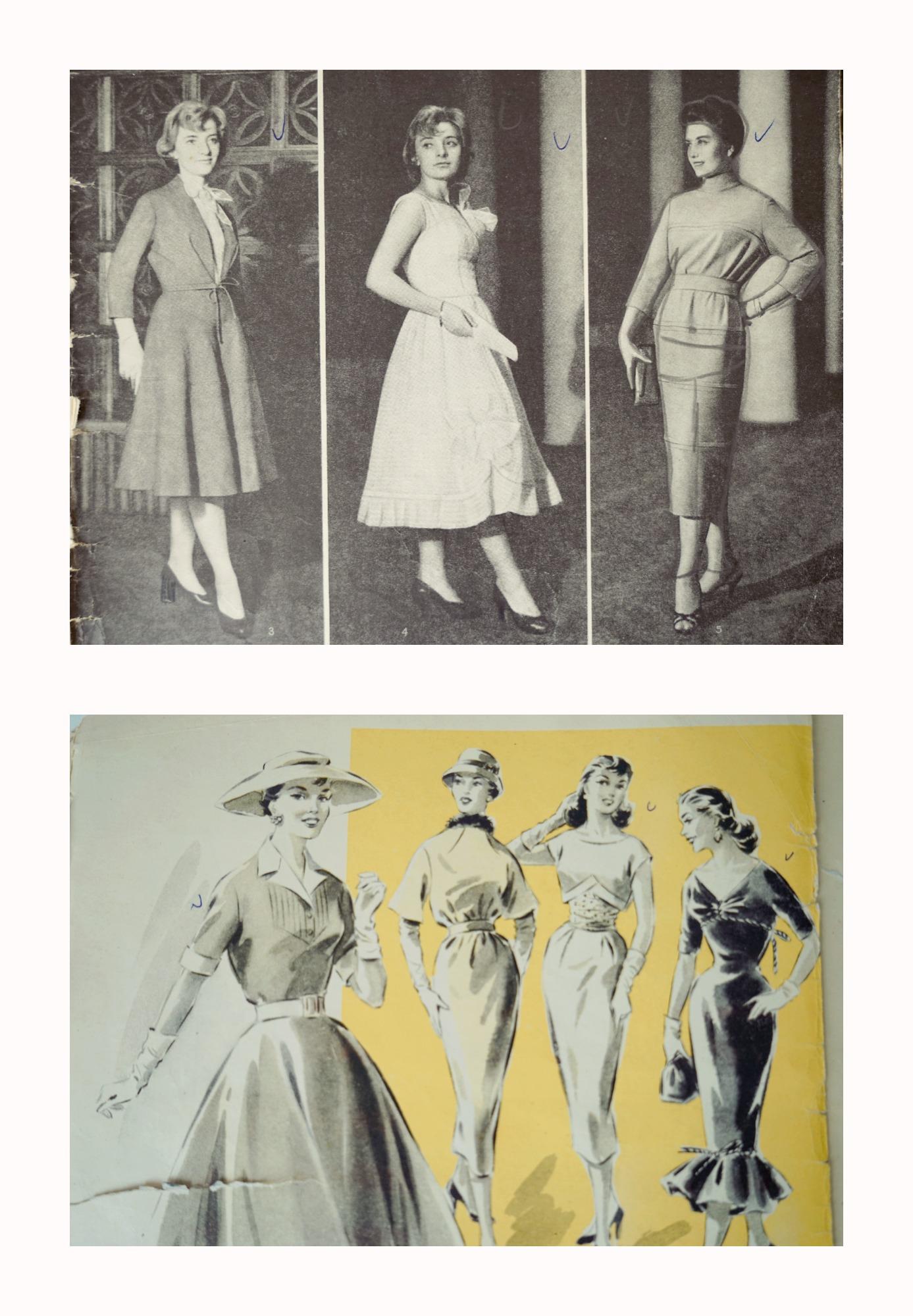 vintage dresses redddddf
