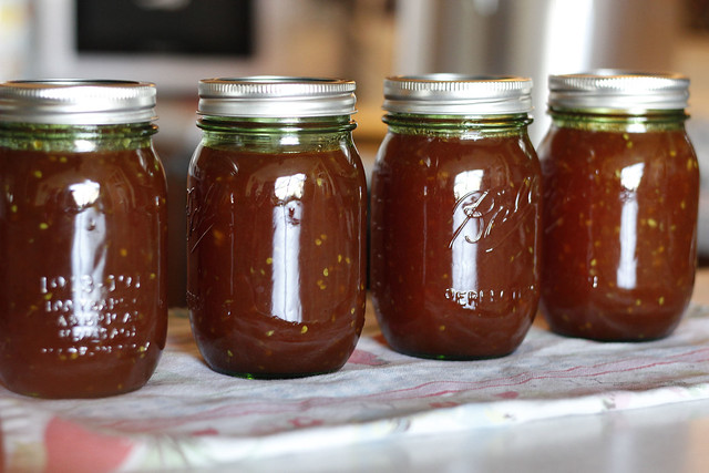 Tomato and Apple Jam