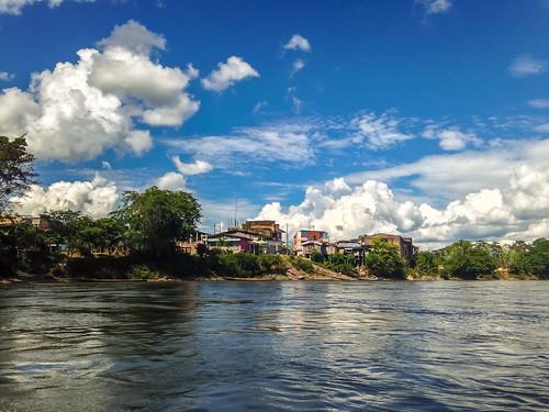 rio bajo sanmiguel putumayo