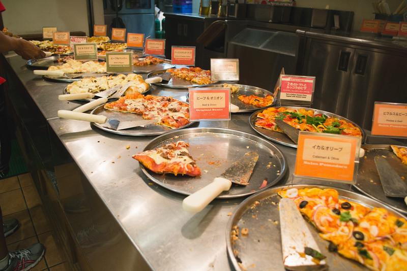 Shakey's Pizza Buffet