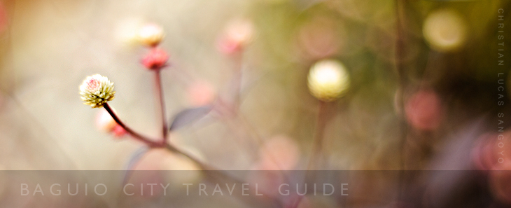 Baguio Itinerary and Travel guide
