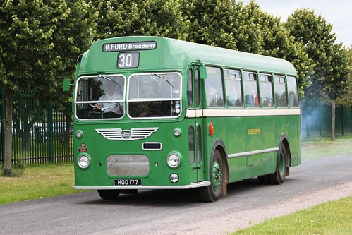 B&CP Preservation rally at Hertfordshire showground-1 (c) Philip Slynn