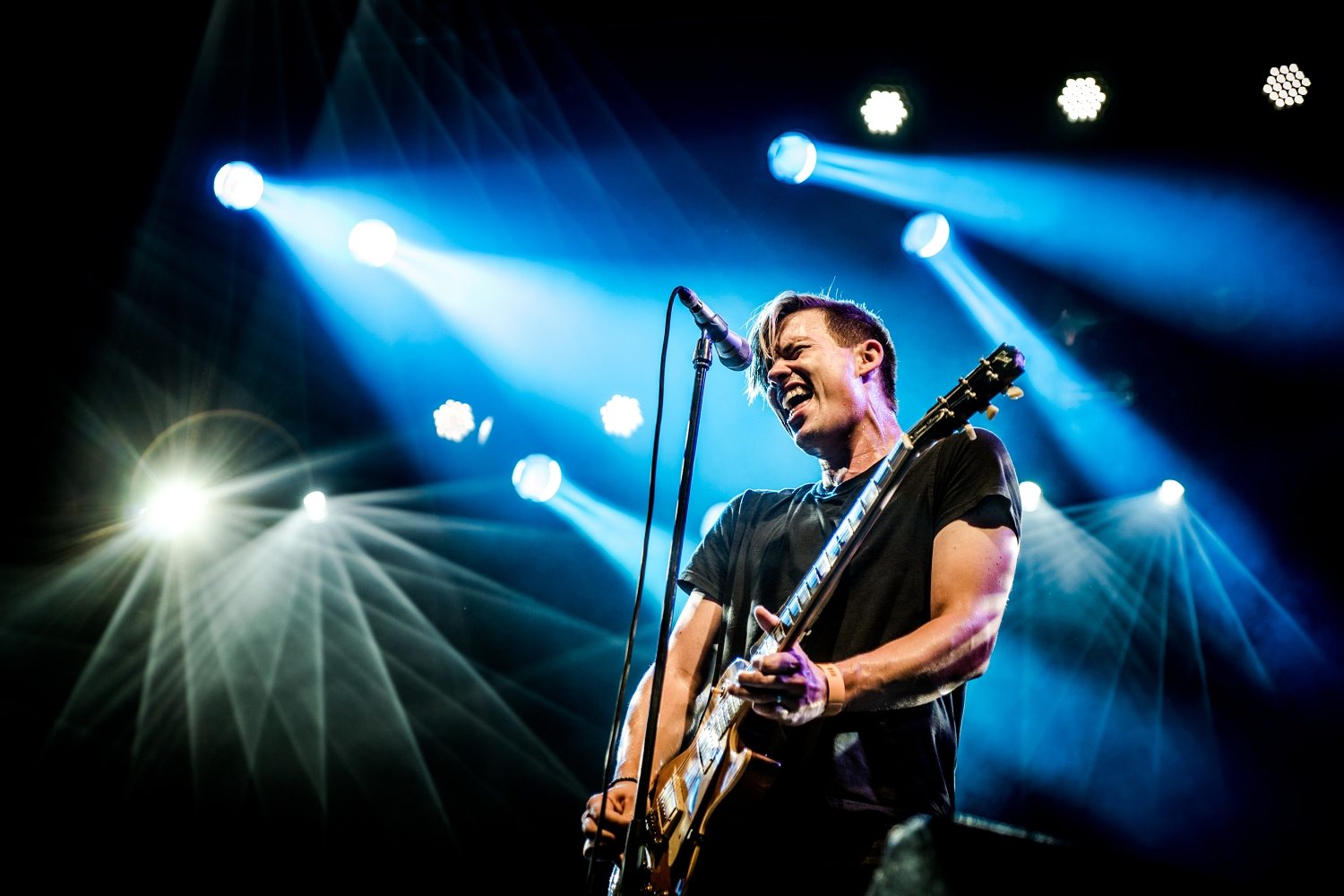 Johnny Lang @ Rock Werchter 2014 (Jan Van den Bulck)