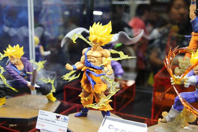 San Diego Comic-Con 2014 - Super Saiyan Goku