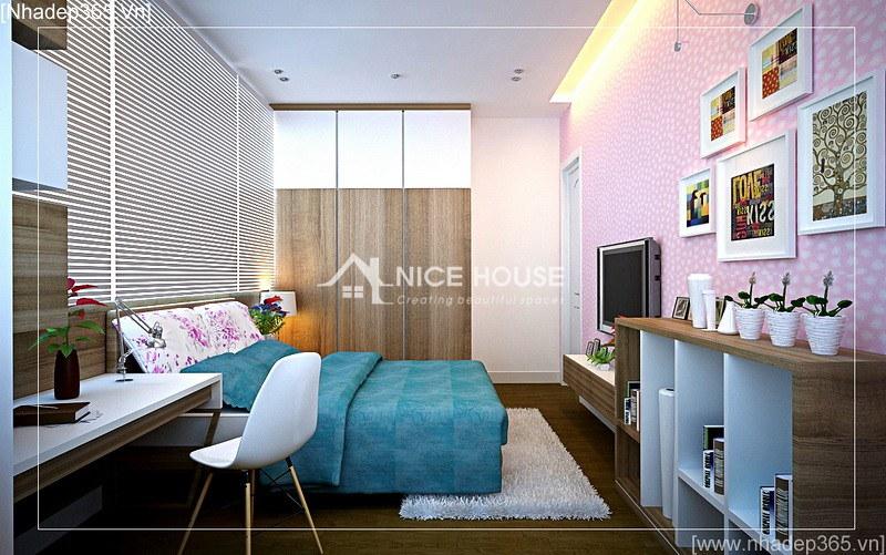 Thiết kế nội thất chung cư Linh Đàm - Chị Giang_06