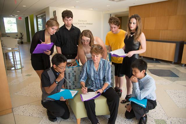 Math, Science, and Technology Summer Programs - NYU