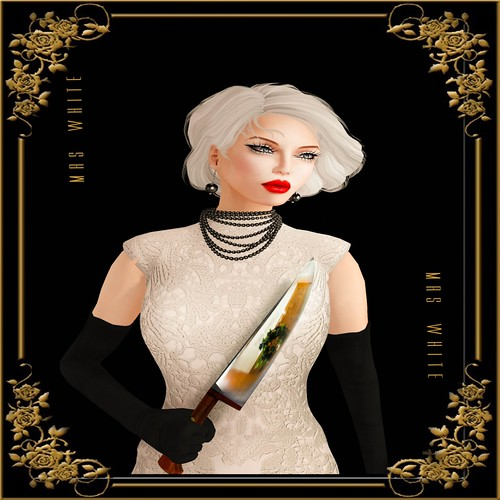 TMoG- Clue Mrs.White