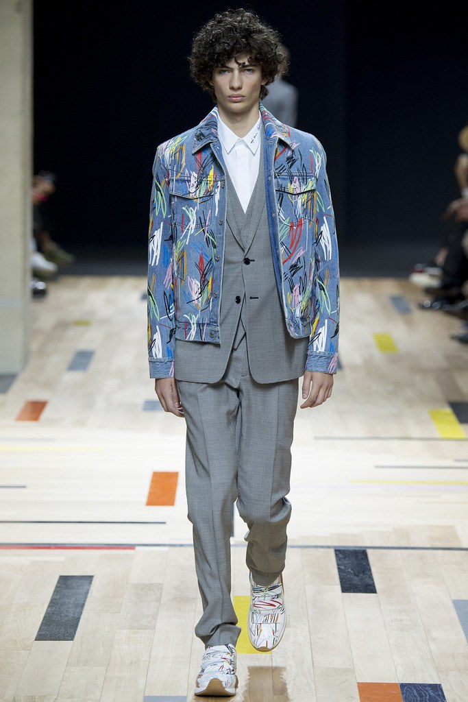 SS15 Paris Dior Homme044_Piero Mendez(VOGUE)