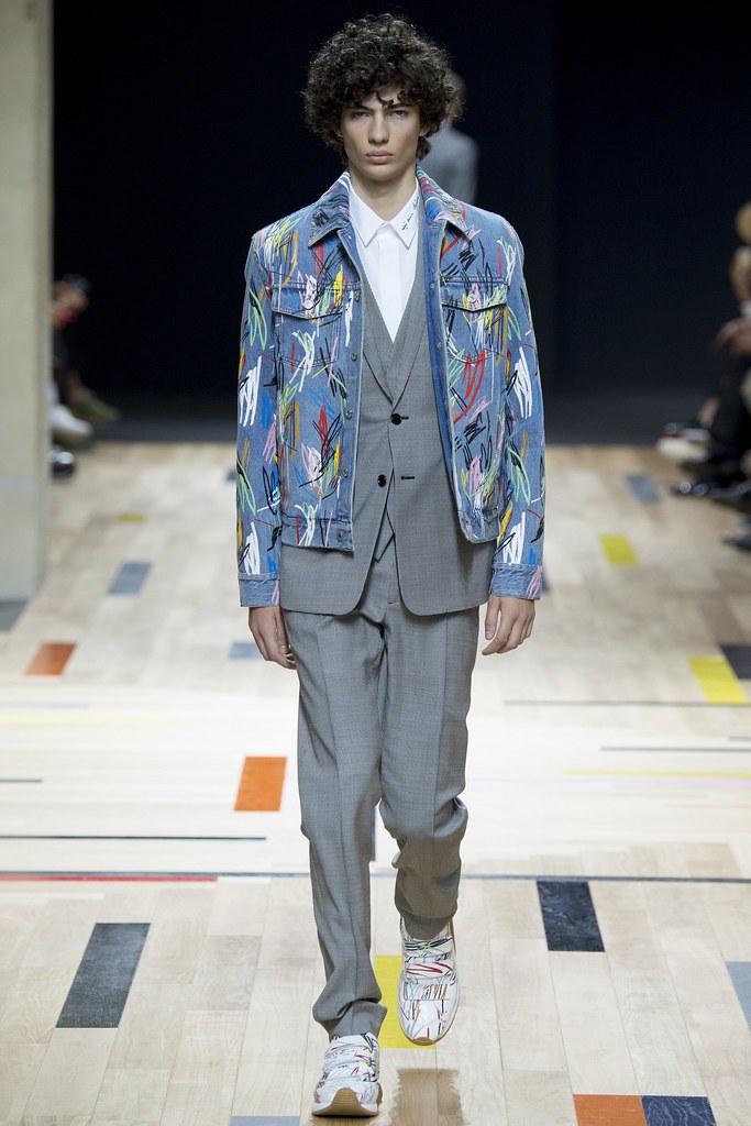 SS15 Paris Dior Homme044_Piero Mendez(VOGUE)