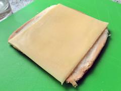 flacher Toast