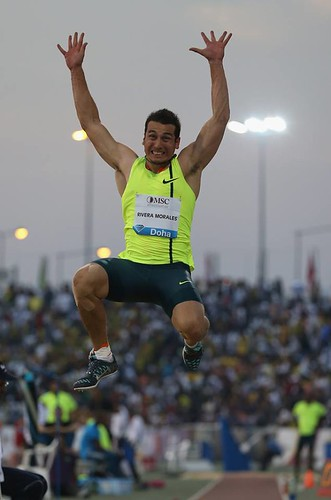 Luis Rivera Iberoamericano Atletismo