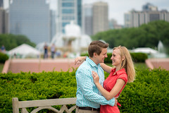 Mike & Catrina Engagement