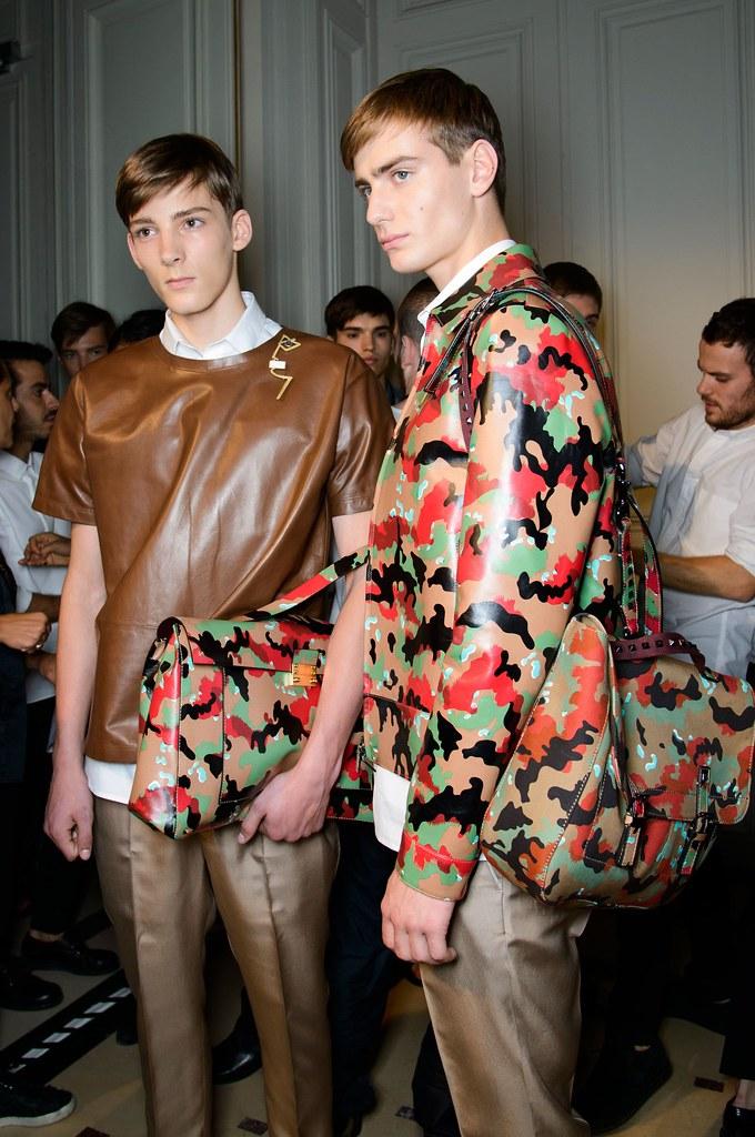 SS15 Paris Valentino487_Boris @ M Management, Ben Allen(fashionising.com)