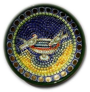 peace plate