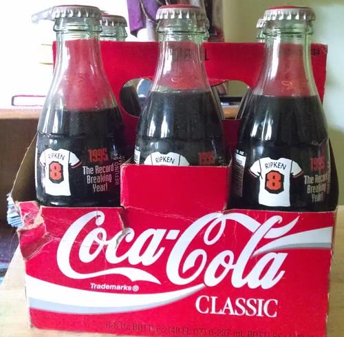 Special Cal Ripken Coca-Cola