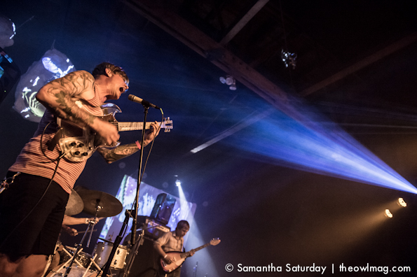 Thee Oh Sees @ Viva Pomona 2014 - Sunday