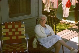 Mae Goodwin Crosbie