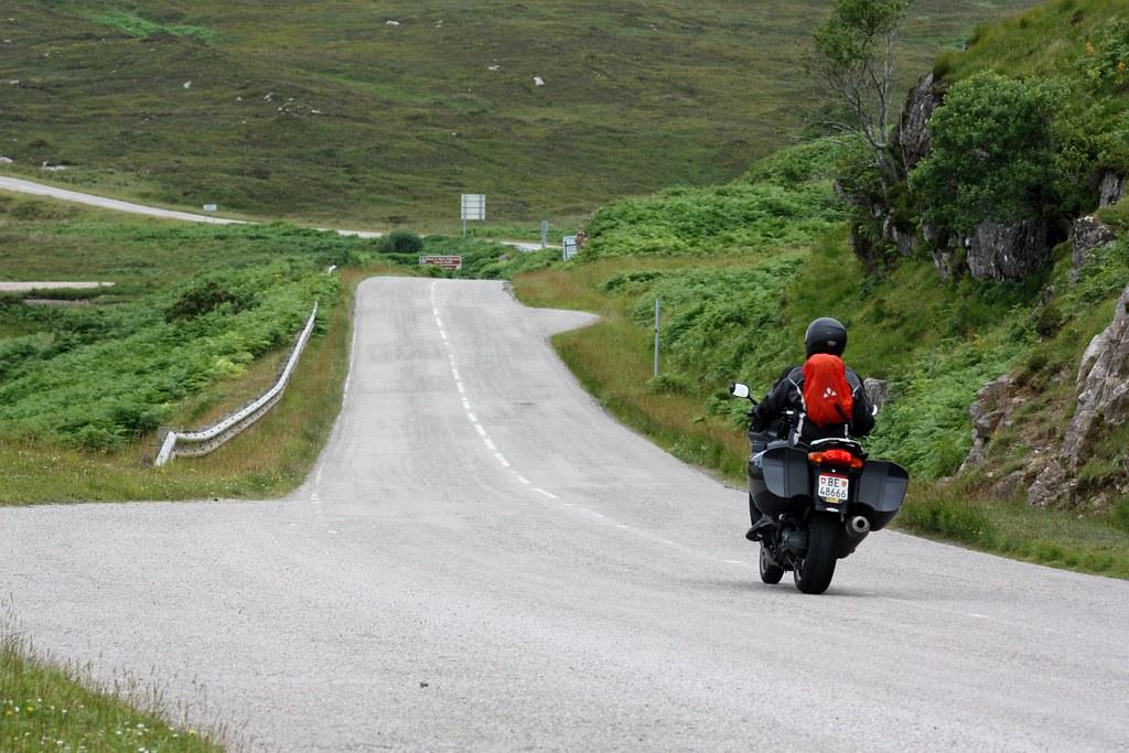 Highlands Motorcylist II