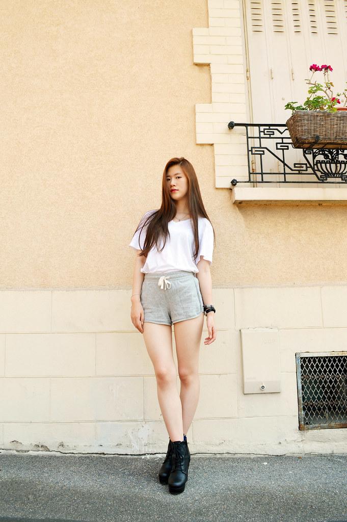 likeabyul_running shorts