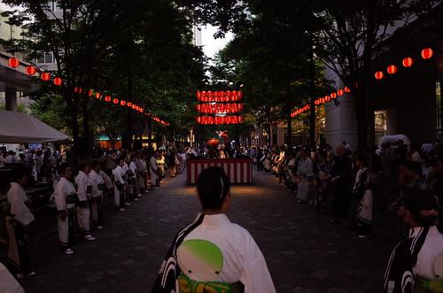 Tokyo Marunouchi Bonodori 02